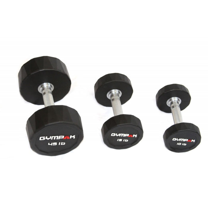 Polyurethane Dumbells - Exercise Earth