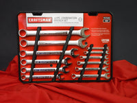 CM WRENCH ST SAE 12 PC