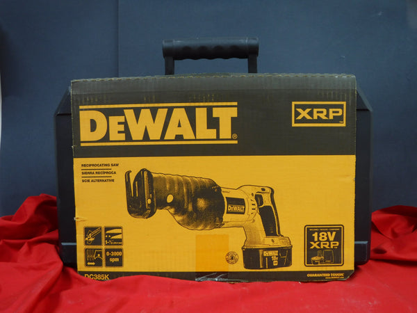 RECIP SAW 18V DEWALT