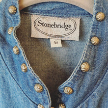Vintage Denim Stonebridge Shirt