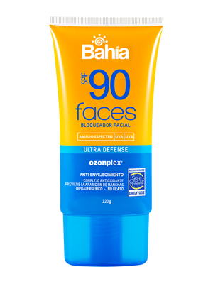 Bahía Faces SPF 90 120 g
