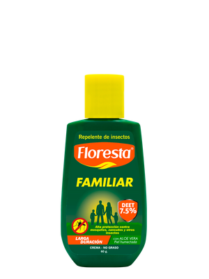 Repelente Floresta Familiar crema 60 g