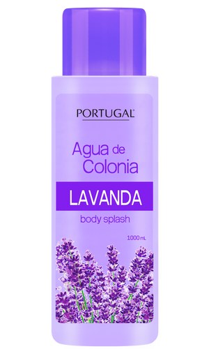 Agua de Colonia Lavanda 1000 ml