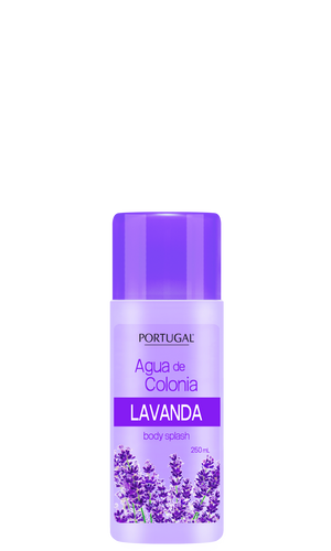 Agua de Colonia Lavanda 250 ml