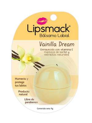 Lipsmack Vainilla Dream