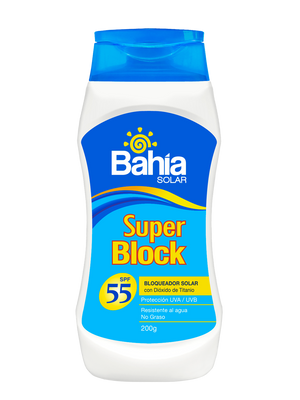 Bahía Super Block SPF 55 200 g