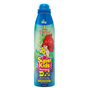 Bahía Super Kids SPF 70 - La Sirenita 177 ml