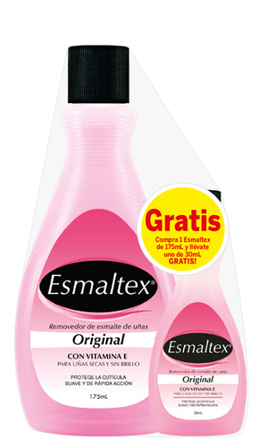 PACK ESMALTEX ORIGINAL X 175ML+30ML