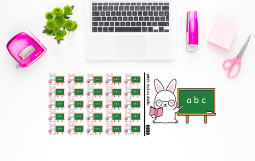 Carrots presents planner stickers (C038)