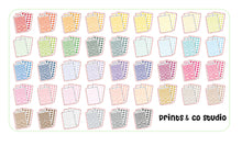 sticker sheets planner stickers