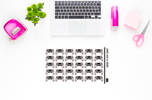 playstation controller planner stickers (S186)