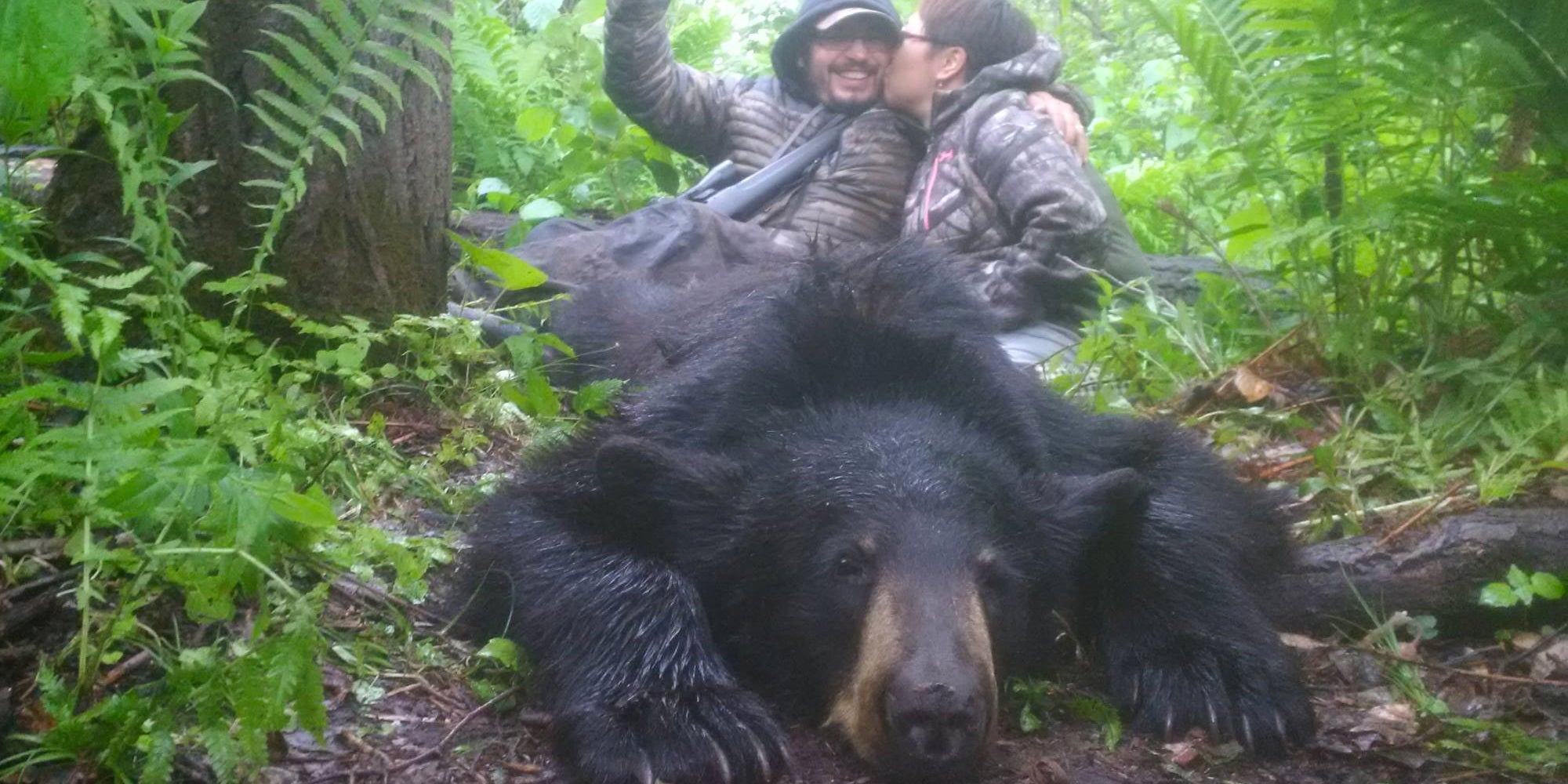 Bear Hunt in Canada - Canadian Wilderness Outfitters