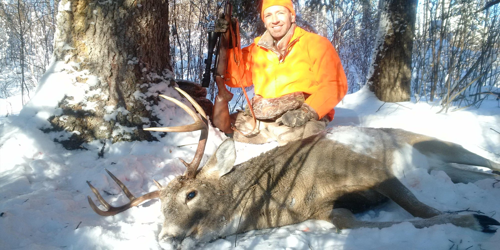 Deer Hunt in Canada - Canadian Wilderness Outfitters