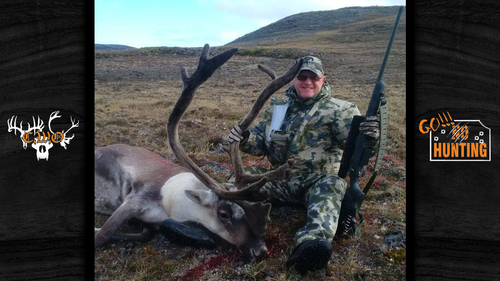 Central Barren Ground Caribou Hunt