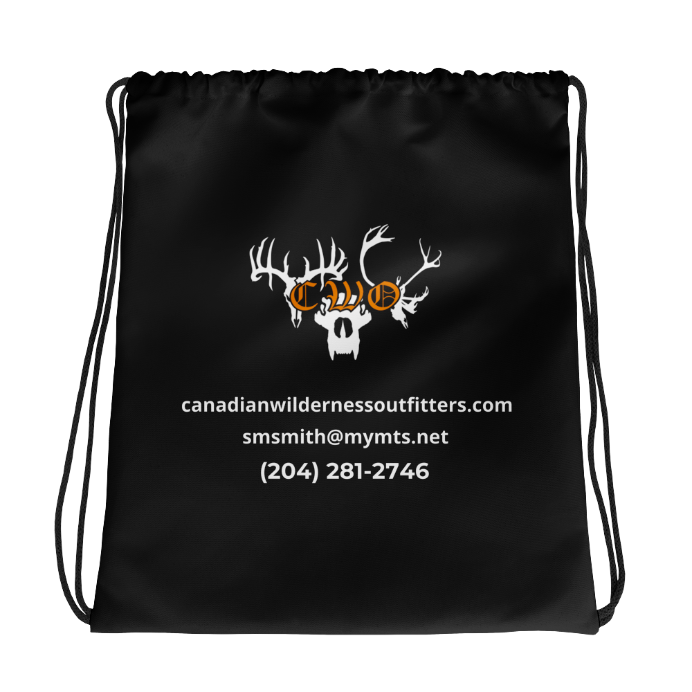 Drawstring bag - Canadian Wilderness Outfitters