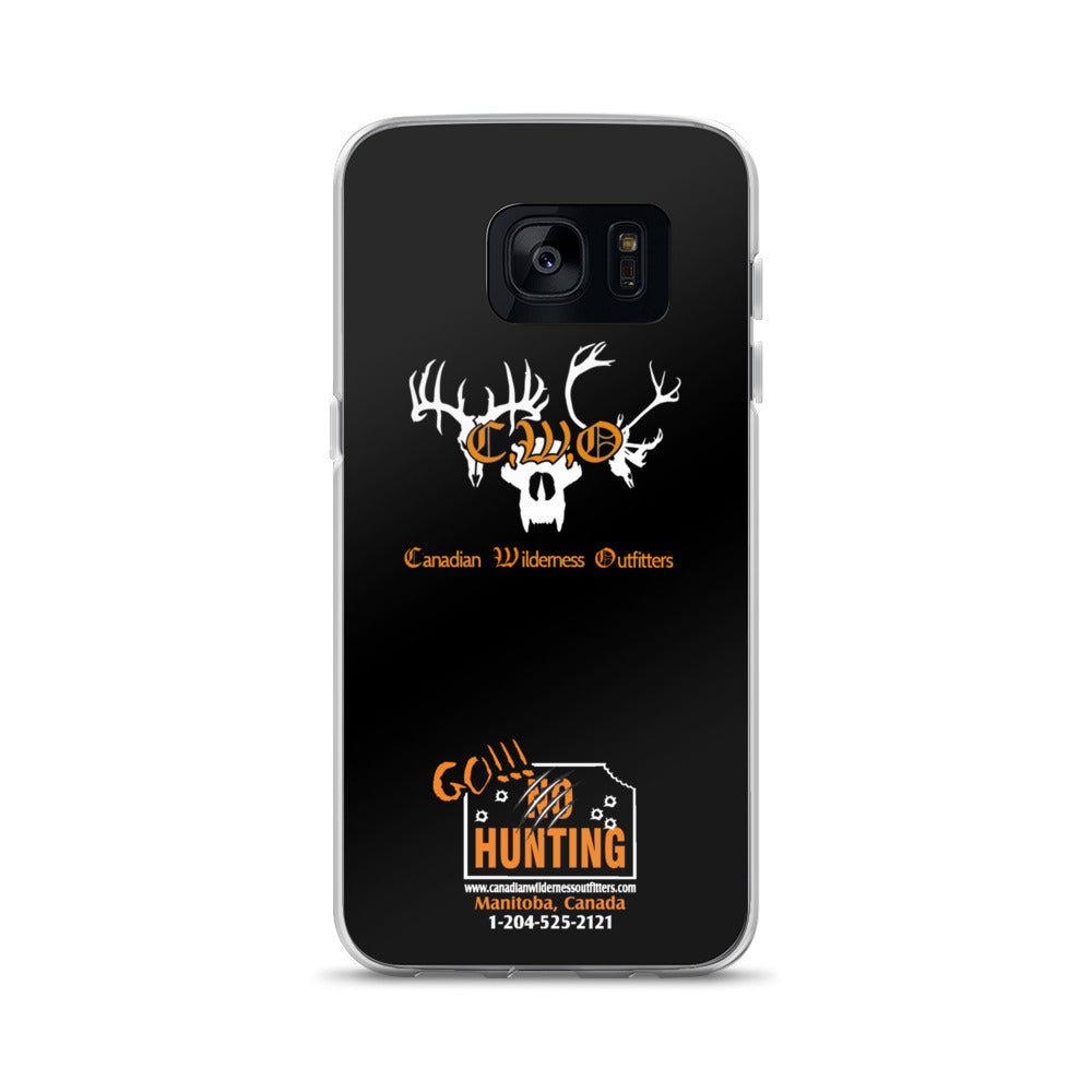 CWO Samsung Case - Canadian Wilderness Outfitters