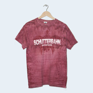 Maroon Sea Turtle Tee
