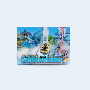 2D Ride The Wave SWP Magnet