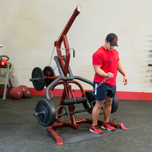 Corner Leverage Gym Package Includes Bench