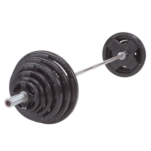 Rubber Grip Olympic Sets