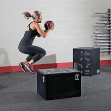 Body Solid Tools Soft-Sided Plyo Box
