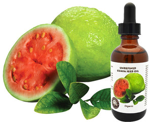 Virgin Guava Seed Oil (organic, undiluted,
