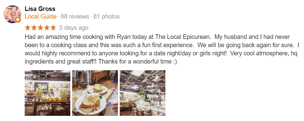 The Local Epicurean Review