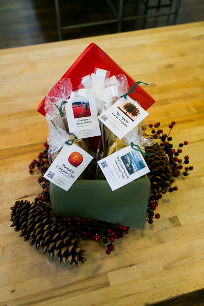 Seasonal Holiday Gift Box