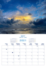 Goa Sunset Calendar 2021
