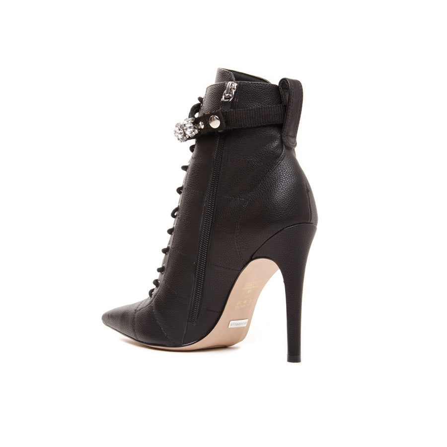 Cecconello Black Boot 1500004-4 - [product_category] Cecconello Shoes