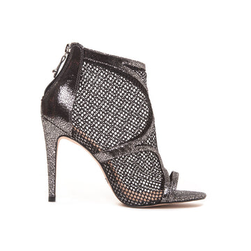 Old Silver Metallic Sandal 1506001-2 - [product_category] Cecconello Shoes