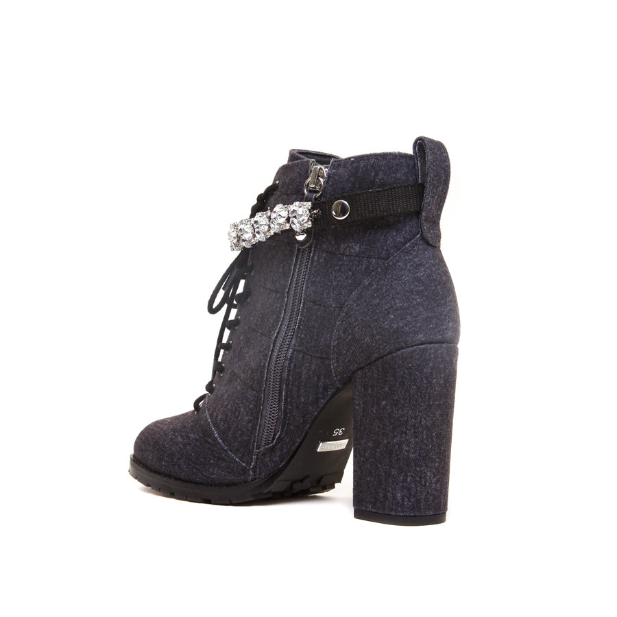 Jeans Boot 1508001-1 - [product_category] Cecconello Shoes