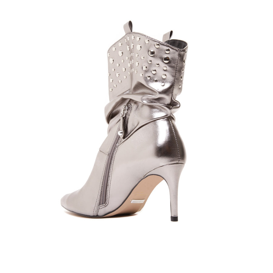 Andrea Salazar metalic Boot 1511009-2 - [product_category] Cecconello Shoes