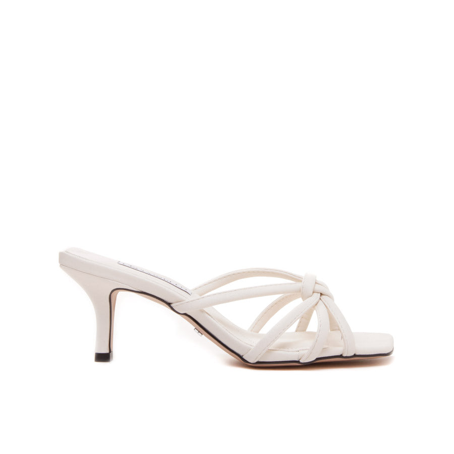 Cecconello Soft Off White Clog 1537003-2 - [product_category] Cecconello Shoes