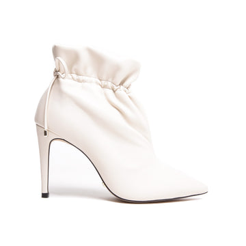 Cecconello Off White Nappa Boot 1552004-2 - [product_category] Cecconello Shoes