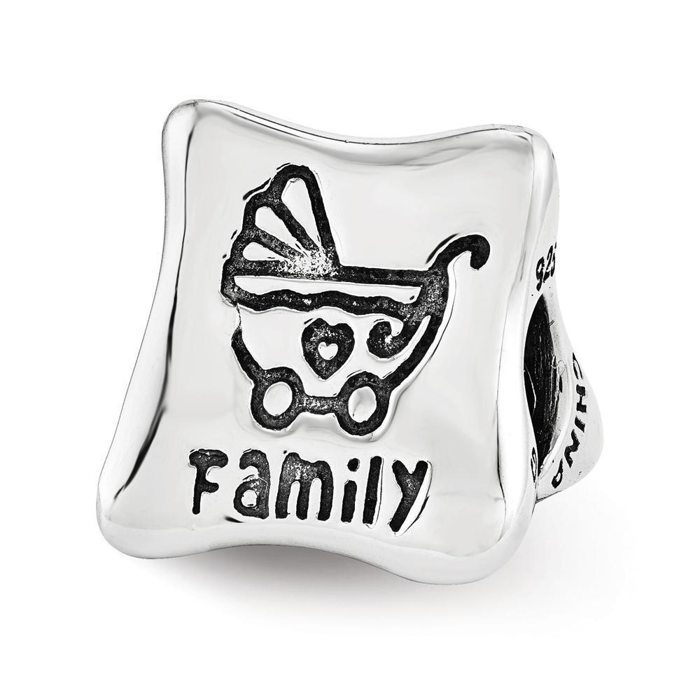 Expression Friends and Family Charms by The Black Bow Jewelry Co.