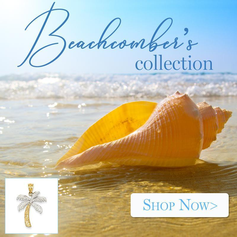 The Beachcomber's Jewelry Collection by The Black Bow Jewelry Co.