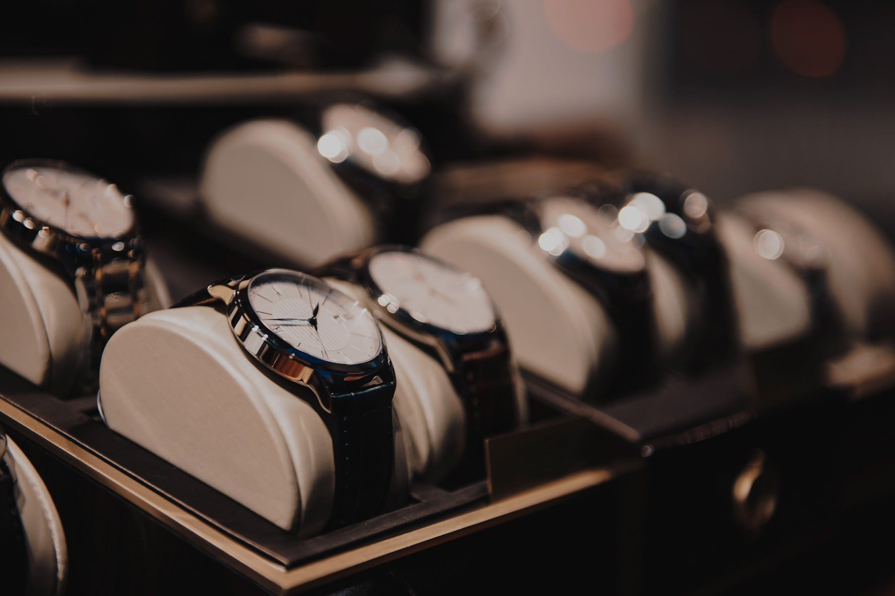 Cardinal Watches by The Black Bow Jewelry Company