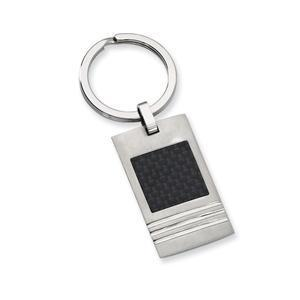 Stainless Steel Key Chains by The Black Bow Jewelry Co.