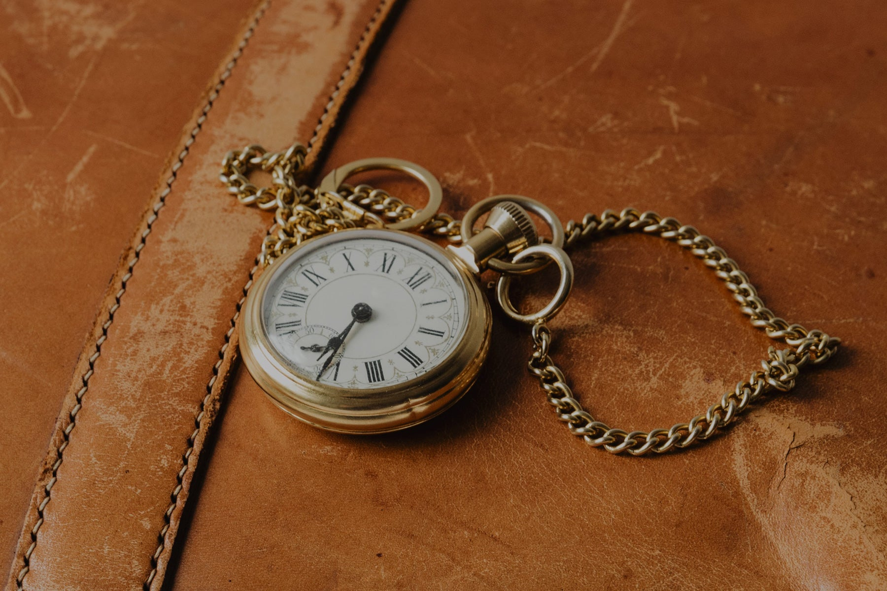 Pocket Watches by The Black Bow Jewelry Company