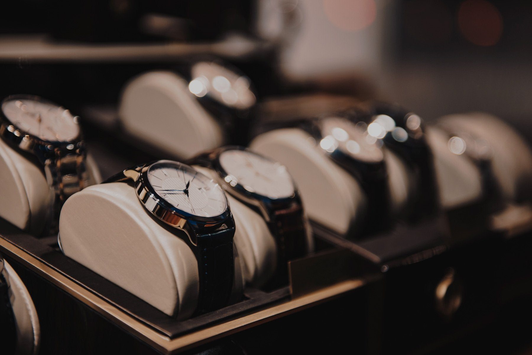 Watches by The Black Bow Jewelry Company
