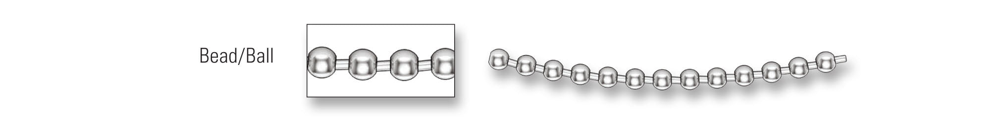Chains - Bead and Ball Link