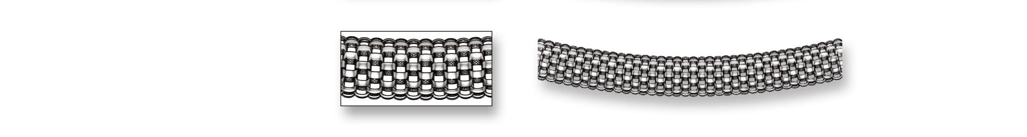 Chains - Mesh LInk Chain Image