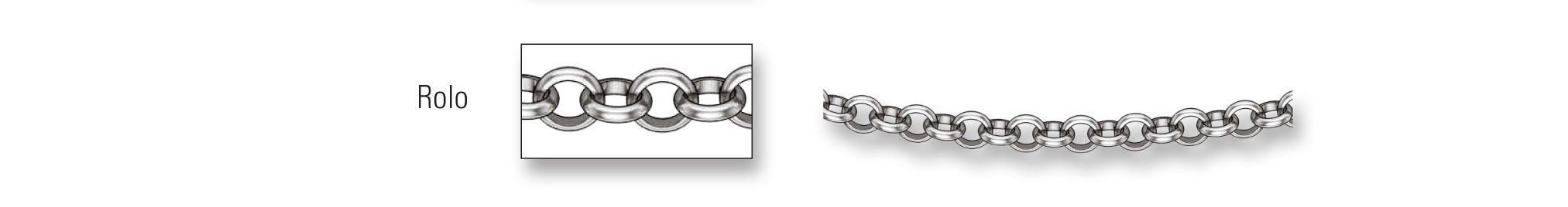 Chains - Rolo and Belcher Chain Link Image