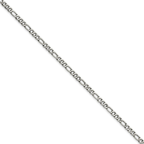Stainless Steel Polished Fancy Link Spiral Chain
