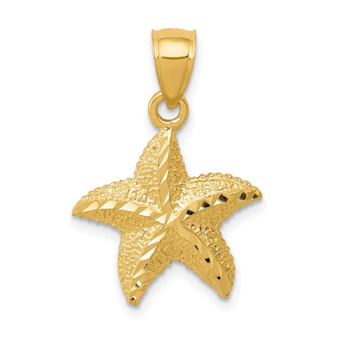 14K Two-Tone Gold Small//Mini Dolphin Charm Pendant 20mm x 15mm with 18 Rolo Chain
