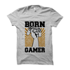 Image of Born Gamer T shirt