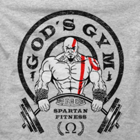 God's Gym T shirt