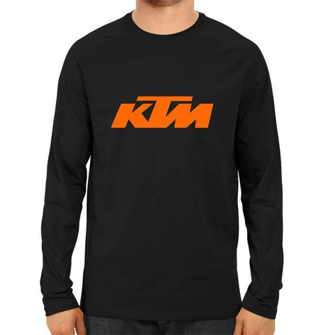 KTM -Full Sleeve-Black