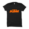 Image of KTM  -Half Sleeve-Black